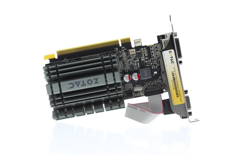 Zotac GeForce GT 730 2GB DDR3 VGA DVI HDMI PCI-E Graphics Card
