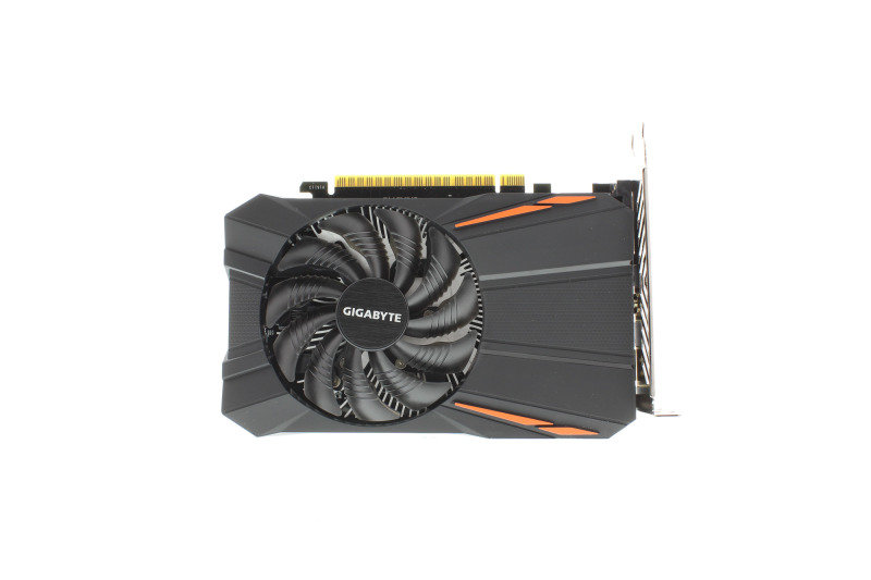 Gigabyte Nvidia GTX 1050 Ti D5 4GB GDDR5 Graphics Card