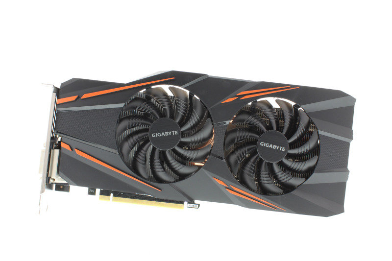 Gigabyte GeForce GTX 1070 WINDFORCE OC 8GB GDDR5 Dual-Link DVI-D HDMI DisplayPort PCI-E Graphics Card