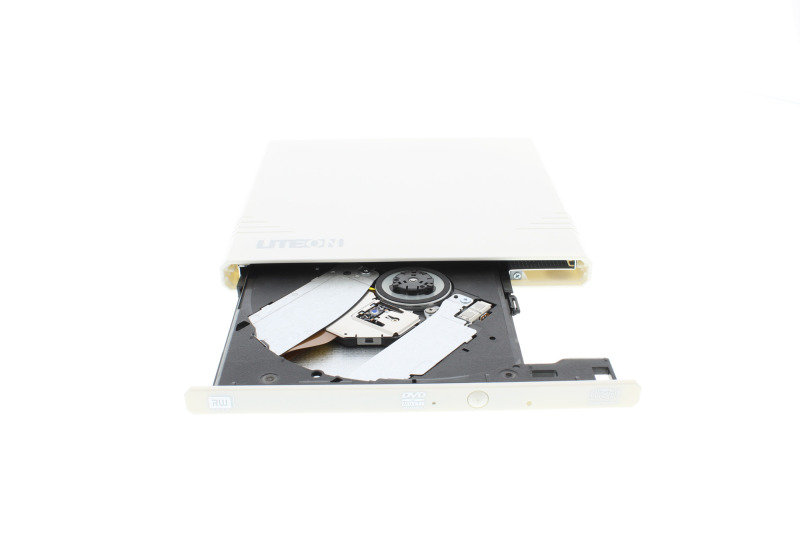 Liteon Esau108 Usb Slim Drive - Retail White