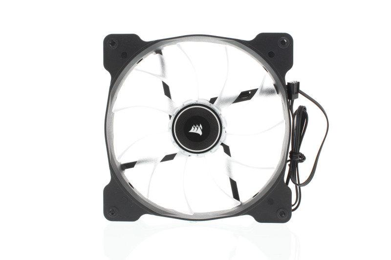 Corsair AF140 LED White Quiet Edition High Airflow 140mm Fan