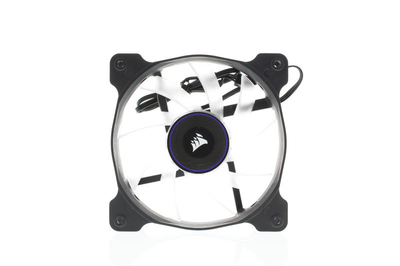 Corsair AF120 LED Purple Quiet Edition High Airflow 120mm Fan