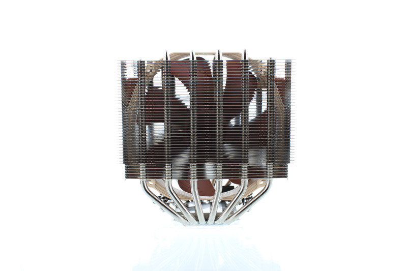 Noctua NH-D15 Dual Radiator Quiet CPU Cooler with two NH-A15 Fans
