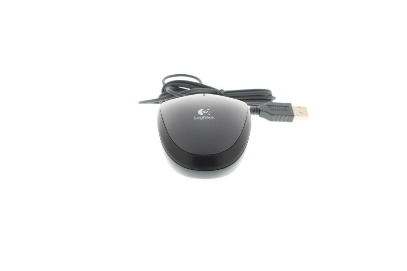 Logitech M90 Wired Optical Mouse - USB