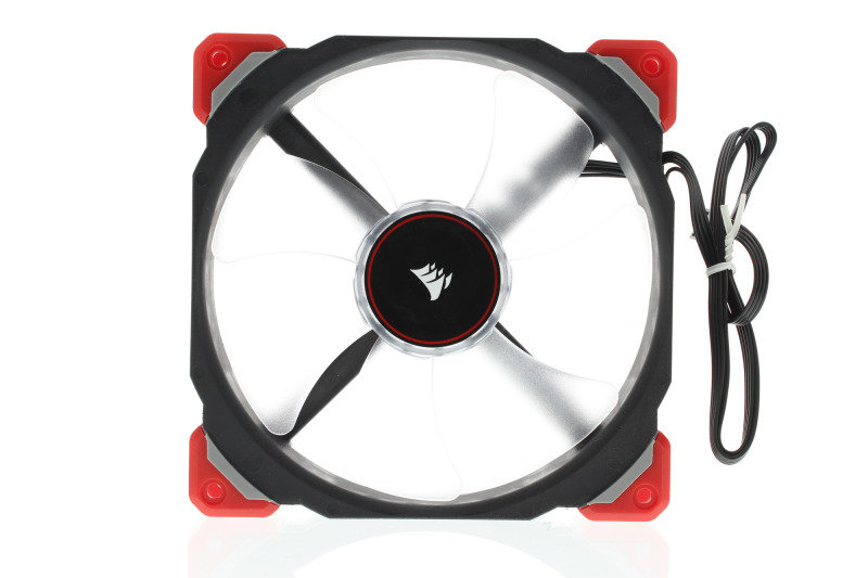 Corsair Air ML140 Pro case Fan LED Red