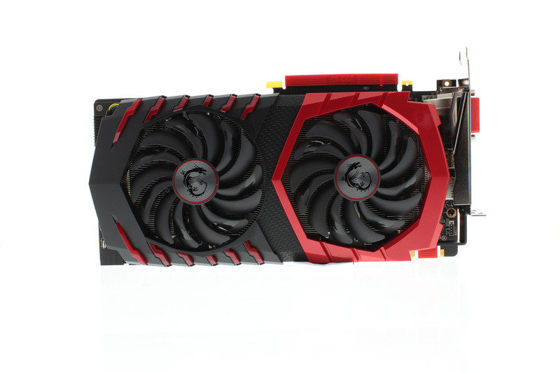 MSI GeForce GTX 1070 GAMING X 8GB GDDR5 Graphics Card