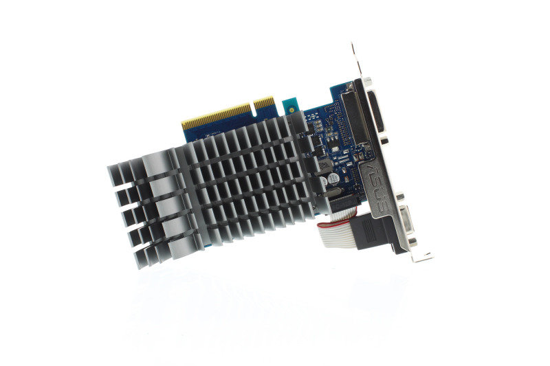 Asus GeForce GT 730 Silent 2GB DDR3 Graphics Card