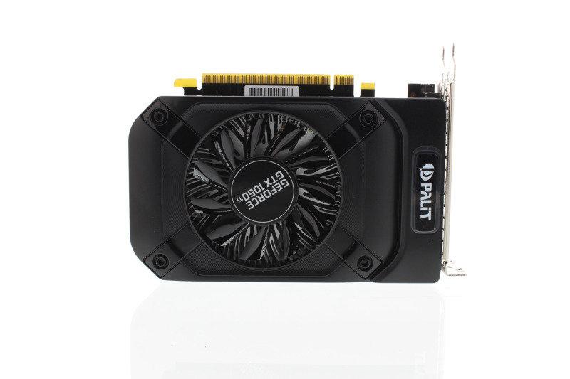 Palit GeForce GTX 1050 Ti StormX 4GB GDDR5 Graphics Card