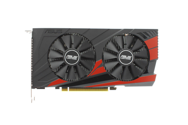 ASUS Expedition GeForce GTX 1050 OC edition eSports gaming graphics card 2GB GDDR5