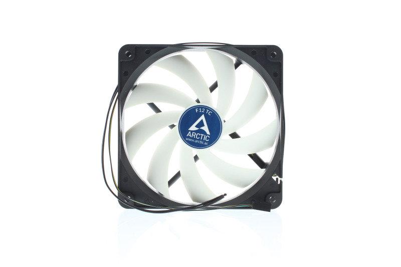 Arctic Cooling F12 TC 120mm Case Fan