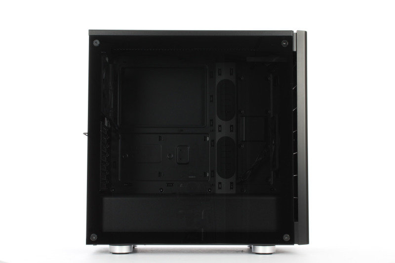 Corsair Carbide Series 275R Mid-Tower Black Tempered Glass Gaming Case