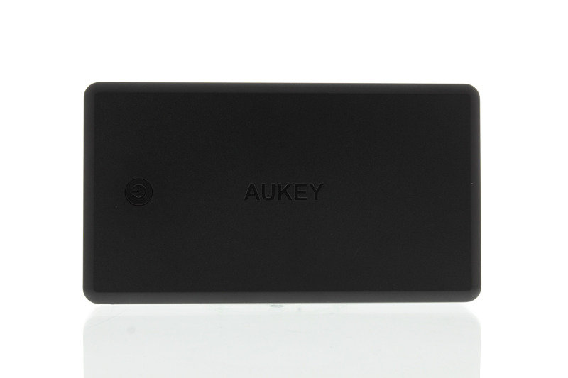 Aukey 26500mAh Power Bank Black