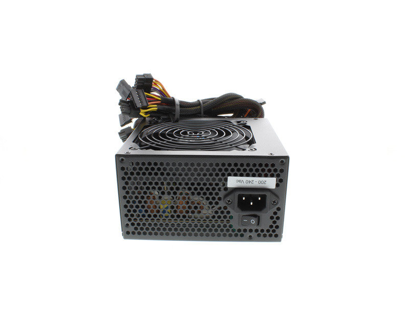 Aerocool Integrator 700W 80+ Certified PSU 12cm Black Fan Active PFC TW Caps UK Cable