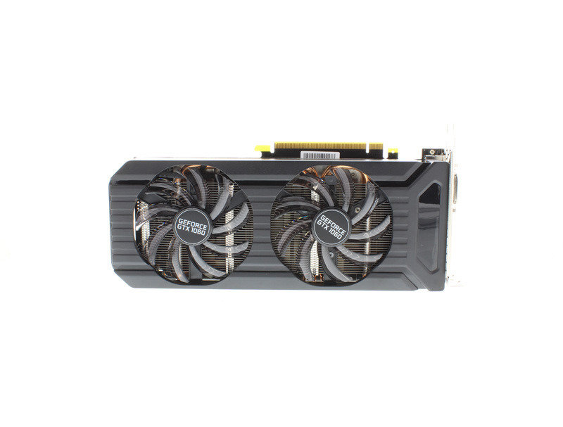 Palit GeForce GTX 1060 Dual 6GB GDDR5 Graphics Card