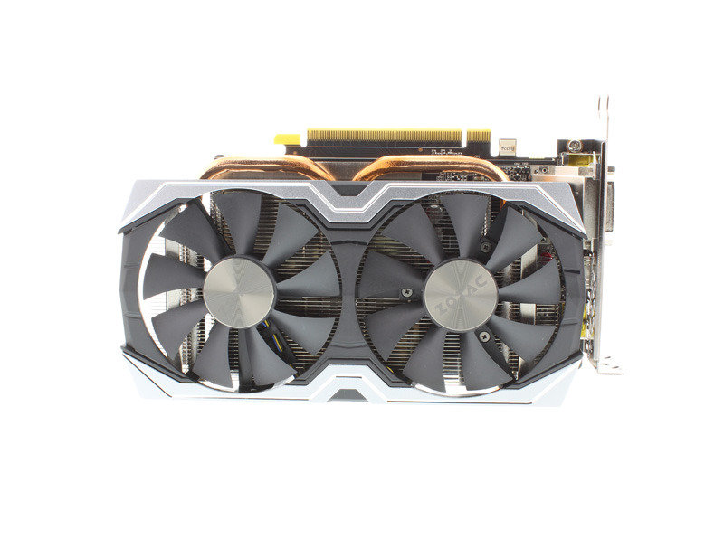 Zotac GeForce GTX 1060 6GB AMP! Edition 6GB GDDR5 DVI HDMI 3x DisplayPort PCI-E Graphics Card
