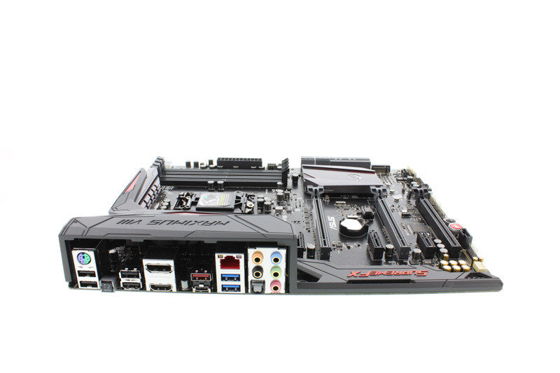 Asus Maximus VIII Hero Z170 Socket 1151 ATX Motherboard
