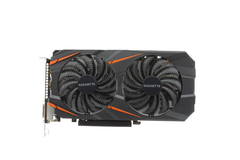 Gigabyte GeForce GTX 1060 Windforce 6GB OC Graphics Card